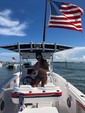 33 ft. Donzi Marine 35 ZF Cuddy Center Console Boat Rental Daytona Beach  Image 5