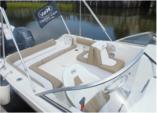 20 ft. Key West Boats 203 DFS Bow Rider Boat Rental Daytona Beach  Image 6