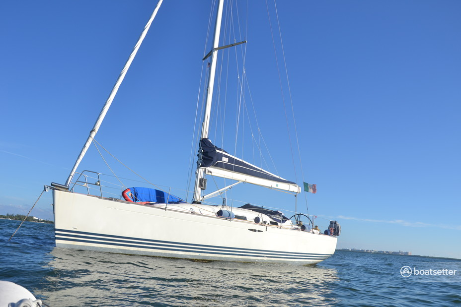 Rent a X-Yachts USA cruiser racer in Key Biscayne, FL near me