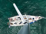 37 ft. X-Yachts USA X37 Classic Version Cruiser Racer Boat Rental Miami Image 2