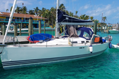 37 ft. X-Yachts USA X37 Classic Version Cruiser Racer Boat Rental Miami Image 4