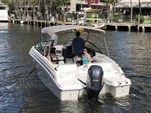 23 ft. Rinker Boats Q3 Bow Rider Boat Rental Miami Image 19