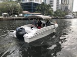 23 ft. Rinker Boats Q3 Bow Rider Boat Rental Miami Image 20