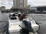 23 ft. Rinker Boats Q3 Bow Rider Boat Rental Miami Image 21