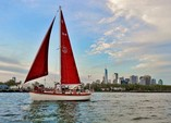 37 ft. Tayana 37 Classic Boat Rental New York Image 2