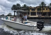 20 ft. Mako Marine 201 Center Console Boat Rental Miami Image 1