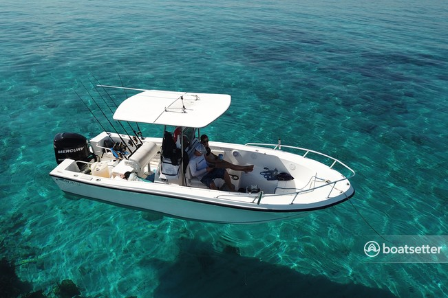 Rent a Mako Marine center console in Fort Lauderdale, FL near me
