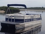 22 ft. JC Spirit JC Spirit 221 TT Pontoon Boat Rental Daytona Beach  Image 2