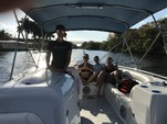 24 ft. Hurricane Boats FD 232 Bow Rider Boat Rental Miami Image 6