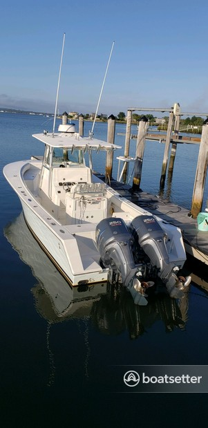 Rent a Regulator Boats saltwater fishing in Red Bank, NJ near me