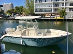 22 ft. Cobia Boats 217 CC w/F200 Yamaha Center Console Boat Rental Miami Image 1