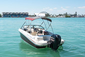 20 ft. Tahoe by Tracker Marine 550 TS W/150XL 4-S  Bow Rider Boat Rental Miami Image 1