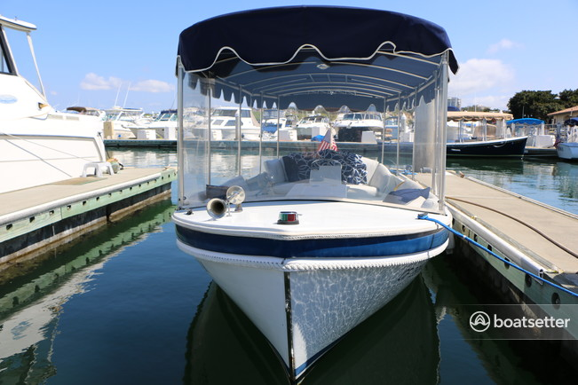 Rent A 1994 18 Ft Duffy Electric Boats 18 In Newport Beach Ca On Boatsetter