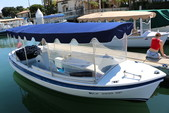 18 ft. Duffy Electric Boats 18 Cruiser Boat Rental Los Angeles Image 2