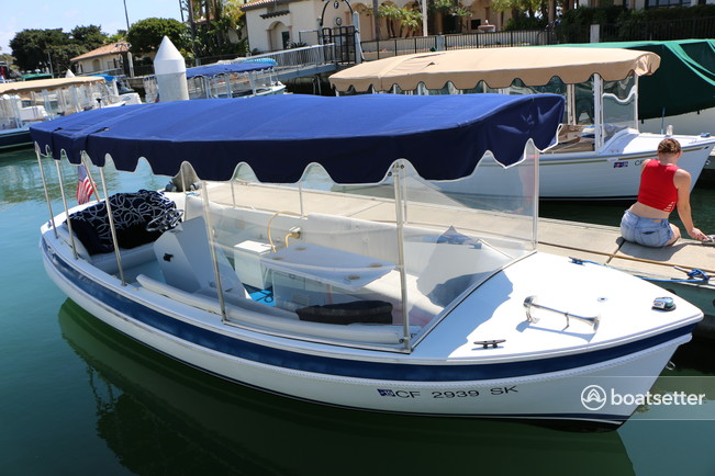 Duffy Electric Boats 18