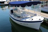 18 ft. Duffy Electric Boats 18 Cruiser Boat Rental Los Angeles Image 3