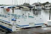 36 ft. Other Custom Pontoon Boat Rental Tampa Image 1