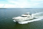 70 ft. Viking Princess 70 Motor Yacht Boat Rental Tampa Image 2