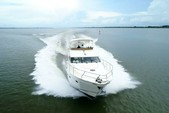 70 ft. Viking Princess 70 Motor Yacht Boat Rental Tampa Image 1