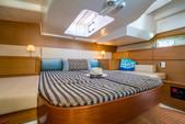 45 ft. Jeanneau Sailboats Sun Odyssey 45DS Sloop Boat Rental Chicago Image 4