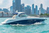 39 ft. Sea Ray Boats 38 Sundancer Express Cruiser Boat Rental Chicago Image 1