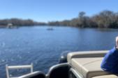 20 ft. Misty Harbor 2080CR Explorer Pontoon Boat Rental Orlando-Lakeland Image 3