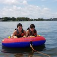 17 ft. Sea Ray Boats 170 Bow Rider LTD  Bow Rider Boat Rental Orlando-Lakeland Image 8