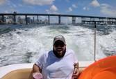 34 ft. Sea Ray Boats 330 Express Cruiser Cruiser Boat Rental Miami Image 16