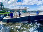 35 ft. Scout Boats 350 LXF w/3-F300XCA Center Console Boat Rental Jacksonville Image 1