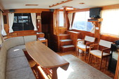 51 ft. Grand Banks 49 Motor Yacht Trawler Boat Rental Fort Myers Image 4