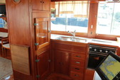 51 ft. Grand Banks 49 Motor Yacht Trawler Boat Rental Fort Myers Image 3