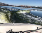 22 ft. Malibu Boats Wakesetter VLX Ski And Wakeboard Boat Rental Rest of Southwest Image 8