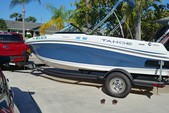 18 ft. Tahoe by Tracker Marine 450 TS W/115EXLPT 4-S  Bow Rider Boat Rental Sarasota Image 1