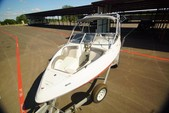 23 ft. Yamaha AR230 HO  Ski And Wakeboard Boat Rental Austin Image 2