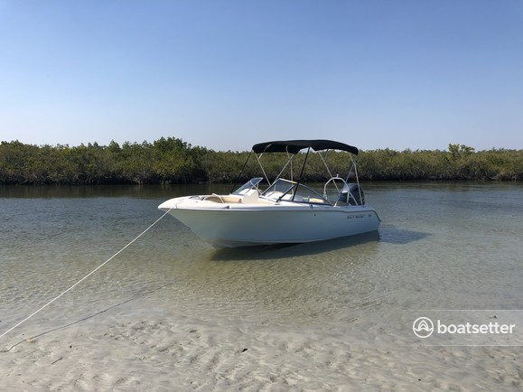Rent a Key West Boats bow rider in Ormond Beach, FL near me