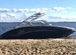 25 ft. Yamaha 242 Limited S  Jet Boat Boat Rental Miami Image 5