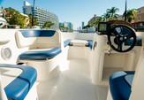 18 ft. Bayliner Element E18 Deck Boat Boat Rental Miami Image 4