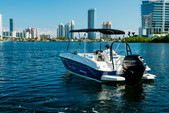 18 ft. Bayliner Element E18 Deck Boat Boat Rental Miami Image 16