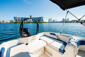 18 ft. Bayliner Element E18 Deck Boat Boat Rental Miami Image 30