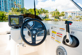 18 ft. Bayliner Element E18 Deck Boat Boat Rental Miami Image 32