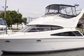 35 ft. Californian by Carver Boats 33ss Cruiser Boat Rental Miami Image 1