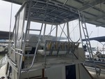 35 ft. Chris Craft 33 Express Cruiser - HF Flybridge Boat Rental N Texas Gulf Coast Image 3