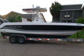 29 ft. Pro-Line Boats 29 Sport Center Console Boat Rental N Texas Gulf Coast Image 3