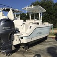 24 ft. Robalo 245 WA W/2-F150XA Center Console Boat Rental The Keys Image 1