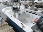 22 ft. Sea Hunt Boats Triton 225 Center Console Boat Rental N Texas Gulf Coast Image 1