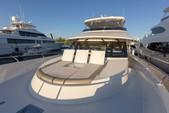 85 ft. Ocean Alexander 85 Mega Yacht Boat Rental Miami Image 1