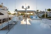 85 ft. Ocean Alexander 85 Mega Yacht Boat Rental Miami Image 2