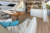 85 ft. Ocean Alexander 85 Mega Yacht Boat Rental Miami Image 5