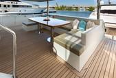 85 ft. Ocean Alexander 85 Mega Yacht Boat Rental Miami Image 6