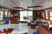 97 ft. Ferretti 97 Mega Yacht Boat Rental Miami Image 3
